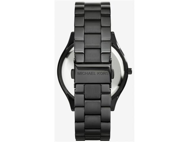 Relógio Michael Kors Feminino Preto e Dourado MK3221/4PN - 1