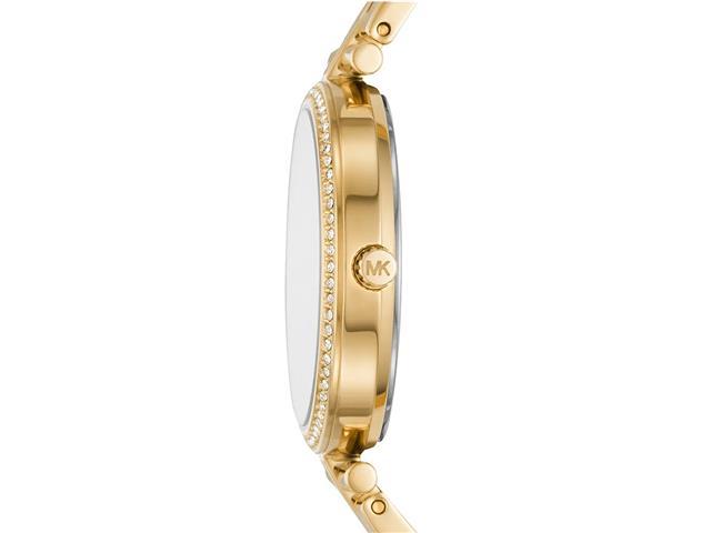 Relógio Michael Kors Feminino Maci Dourado MK3903/1DN - 1