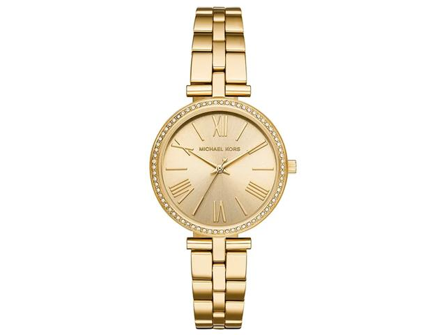 Relógio Michael Kors Feminino Maci Dourado MK3903/1DN