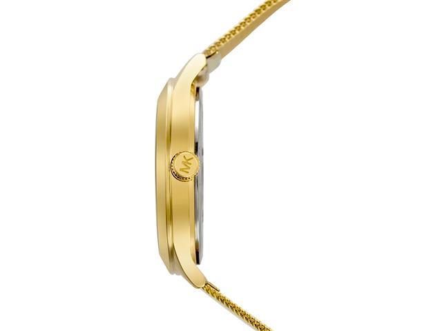 Relógio Michael Kors Feminino Slim Runway Dourado MK3920/1DN - 2