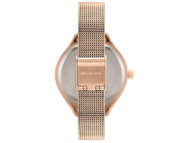Relógio Michael Kors Feminino Slim Runway Rosé MK3921/1JN - 1