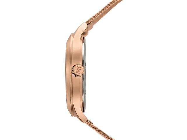 Relógio Michael Kors Feminino Slim Runway Rosé MK3921/1JN - 2