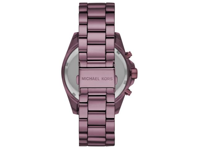Relógio Michael Kors Feminino Bradshaw Roxo MK6721/1NN - 1