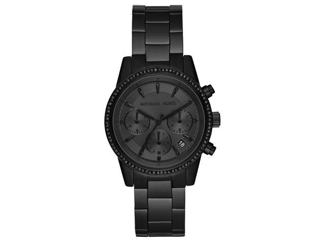 Relógio Michael Kors Feminino Ritz Preto MK6725/1PN