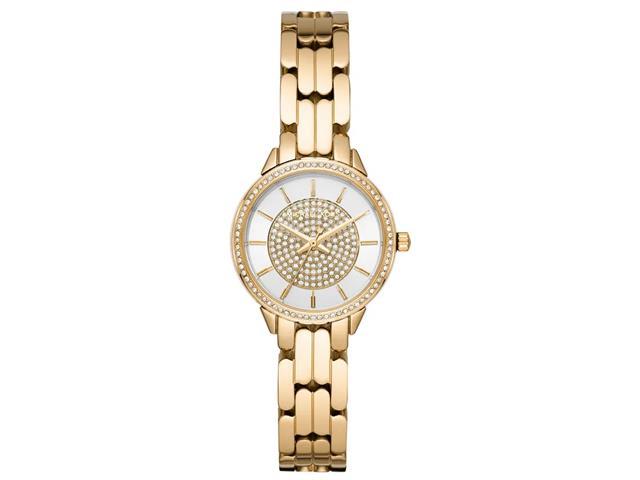 Relógio Michael Kors Feminino Allie Dourado MK4412/1DN