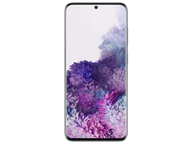 """Smartphone Samsung Galaxy S20 128GB Tela 6.2"""" 8GB RAM 64+12+12MP Cinza - 2"""