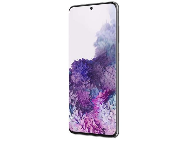 """Smartphone Samsung Galaxy S20 128GB Tela 6.2"""" 8GB RAM 64+12+12MP Cinza - 4"""
