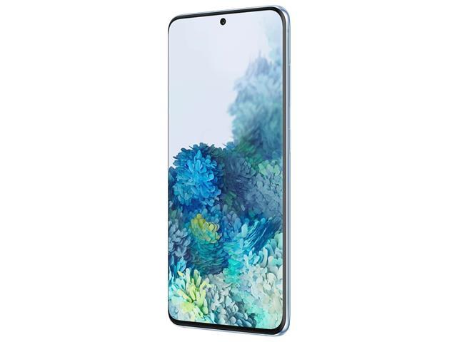 "Smartphone Samsung Galaxy S20 128GB Tela 6.2"" 8GB RAM 64+12+12MP Azul - 4"