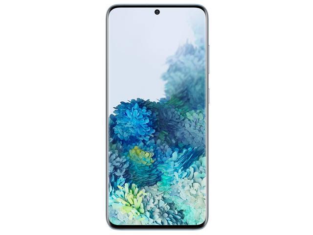 "Smartphone Samsung Galaxy S20 128GB Tela 6.2"" 8GB RAM 64+12+12MP Azul - 2"