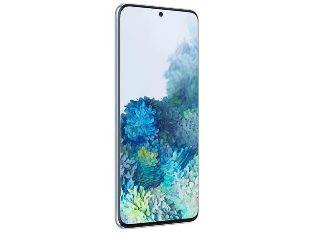 "Smartphone Samsung Galaxy S20 128GB Tela 6.2"" 8GB RAM 64+12+12MP Azul - 3"
