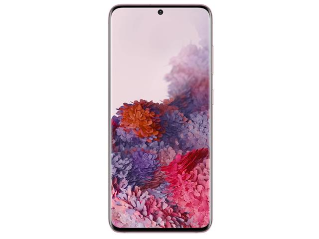"Smartphone Samsung Galaxy S20 128GB Tela 6.2"" 8GB RAM 64+12+12MP Rosa - 2"