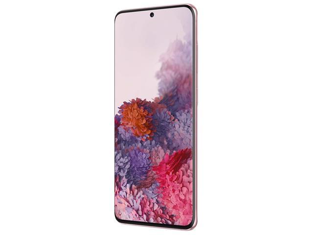 "Smartphone Samsung Galaxy S20 128GB Tela 6.2"" 8GB RAM 64+12+12MP Rosa - 4"