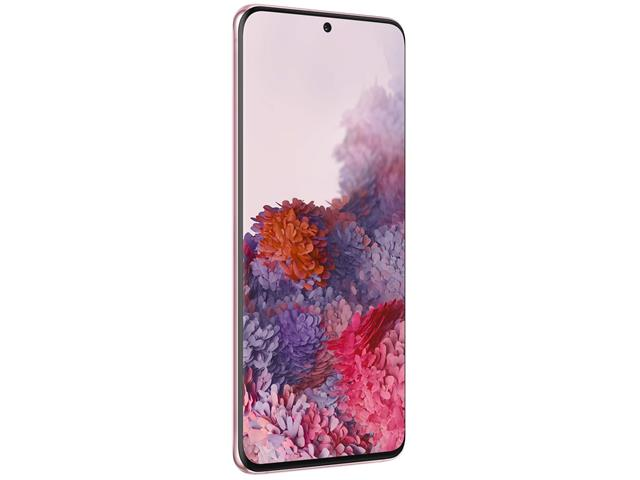 "Smartphone Samsung Galaxy S20 128GB Tela 6.2"" 8GB RAM 64+12+12MP Rosa - 3"