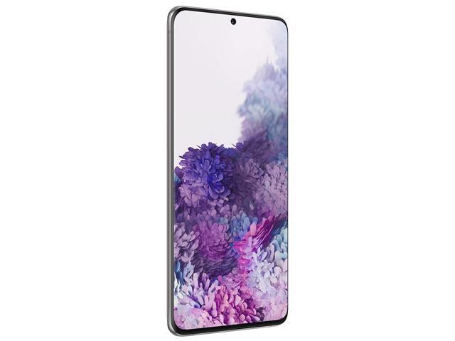 "Smartphone Samsung Galaxy S20+ 128GB 6.7"" 8GB RAM 64+12+12MP+ToF Cinza - 3"