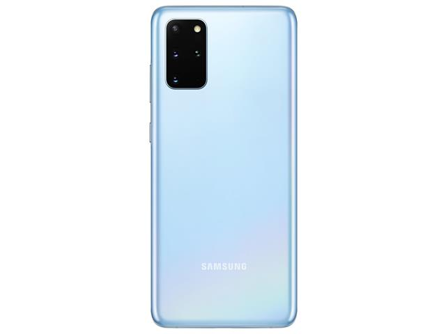 "Smartphone Samsung Galaxy S20+ 128GB 6.7"" 8GB RAM 64+12+12MP+ToF Azul - 5"