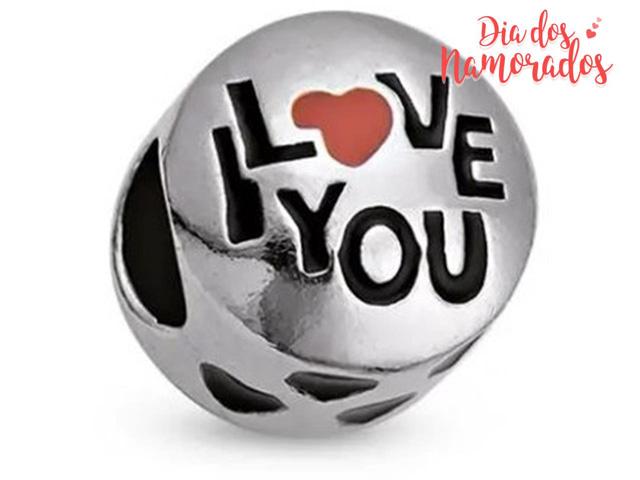 Berloque Vivara Life I Love You