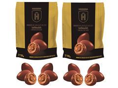 Combo Miniovinhos Havanna Chocolate ao Leite e Doce de Leite 150G 2Uni
