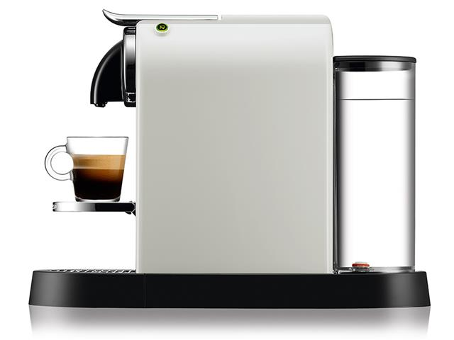 Cafeteira Nespresso Automática CitiZ D113 Kit Boas Vindas Branca 110V - 7
