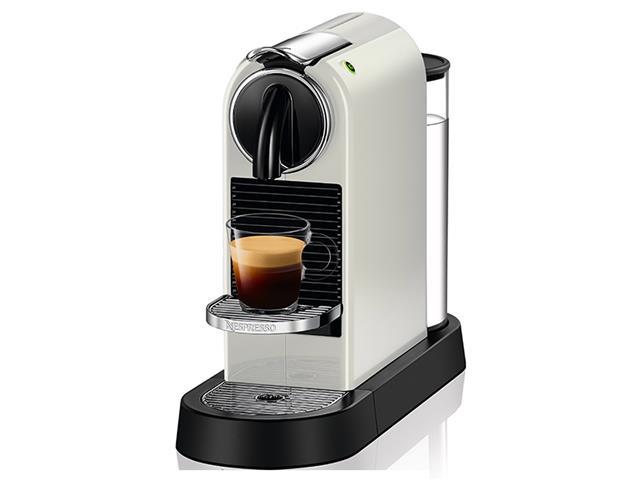 Cafeteira Nespresso Automática CitiZ D113 Kit Boas Vindas Branca 220V - 3