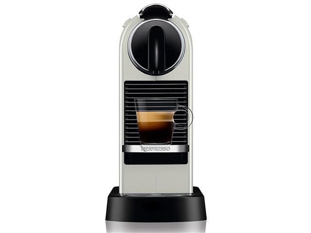 Cafeteira Nespresso Automática CitiZ D113 Kit Boas Vindas Branca 220V - 4