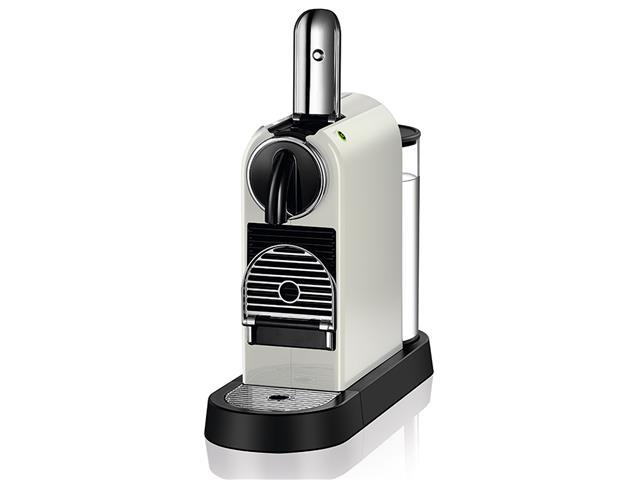 Cafeteira Nespresso Automática CitiZ D113 Kit Boas Vindas Branca 220V - 5