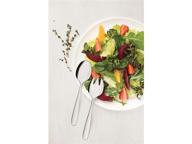 Talheres para Salada Tramontina Amazonas em Aço Inox 2 Peças - 2