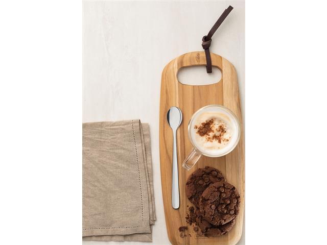 Jogo de Colheres para Latte Tramontina Amazonas em Aço Inox 6 Peças - 2