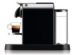 Cafeteira Nespresso Automática CitiZ D113 Kit Boas Vindas Preta - 5
