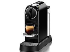 Cafeteira Nespresso Automática CitiZ D113 Kit Boas Vindas Preta - 1