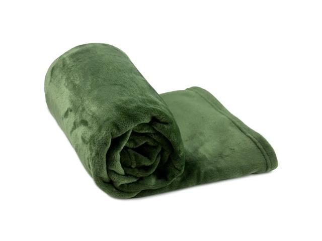 Manta King Buttner Flannel Fleece Cores Escuras Sortido