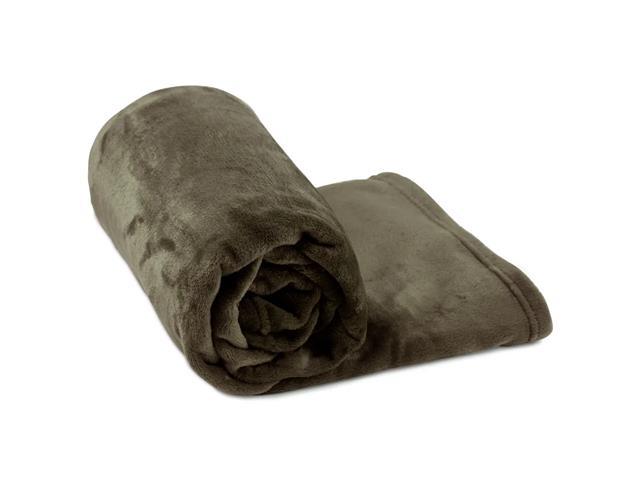 Manta King Buttner Flannel Fleece Cores Escuras Sortido - 4