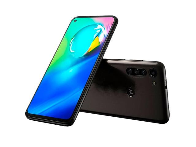 "Smartphone Motorola Moto G8 Power 64GB Duo 6.4""4G Câm 16+8+8+2MP Preto - 4"