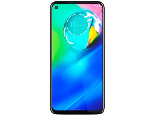 "Smartphone Motorola Moto G8 Power 64GB Duo 6.4""4G Câm 16+8+8+2MP Preto - 1"