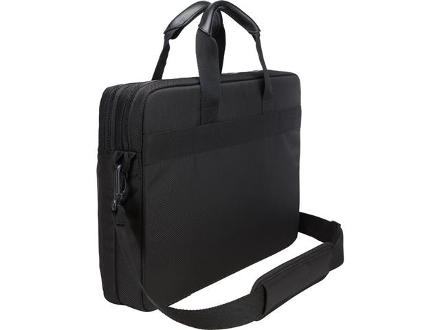 "Maleta para Laptop Case Logic Bryker Attaché BRYB115 Black 15.6"" - 1"