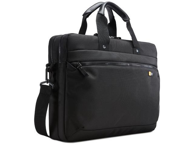 "Maleta para Laptop Case Logic Bryker Attaché BRYB115 Black 15.6"""