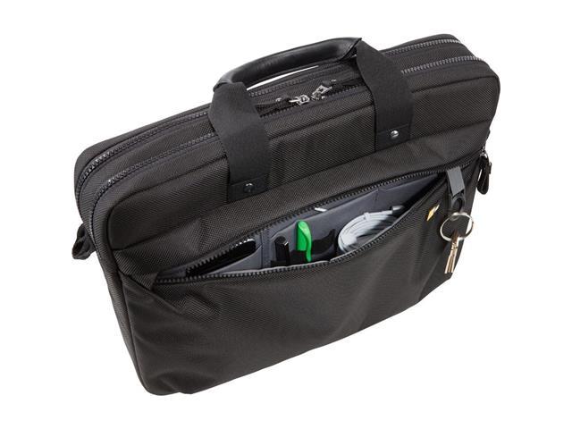 "Maleta para Laptop Case Logic Bryker Attaché BRYB115 Black 15.6"" - 7"