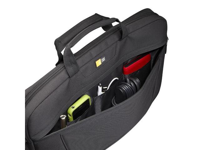 "Maleta para Laptop Case Logic VNAI215 Preta 15.6"" - 7"