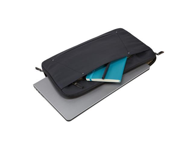 "Sleeve Case para Laptop Logic DecoLap Top DECOS116 Black 15.6"" - 3"