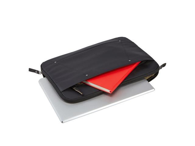 """Sleeve Case para Laptop Logic Deco Lap Top DECOS113 Black 13.3"""" - 3"""