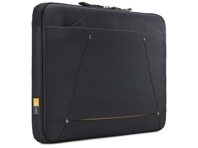 """Sleeve Case para Laptop Logic Deco Lap Top DECOS113 Black 13.3"""""""