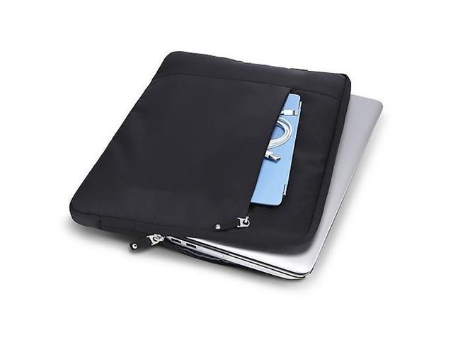 "Sleeve para Laptop Case Logic TS115 Preta 15.6"" - 5"