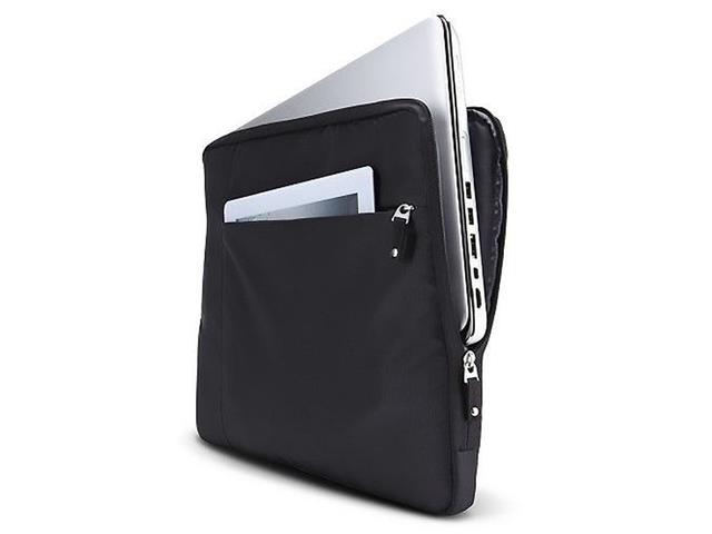 "Sleeve para Laptop Case Logic TS115 Preta 15.6"" - 4"