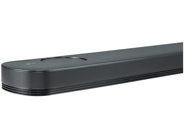 Soundbar LG 500W ThinQ AI 4.1.2 Canais Meridian Wi-Fi Bluetooth SL9YG - 4