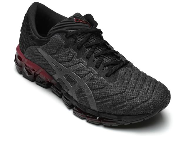 Tênis Asics Gel-Quantum 360 5  Black/Carrier Grey Masculino