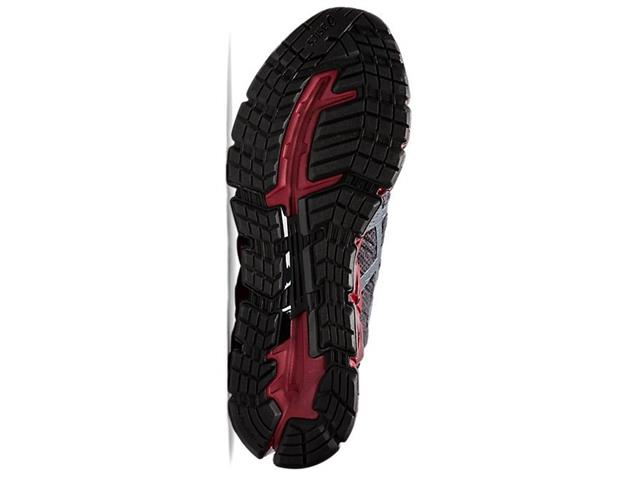 Tênis Asics Gel-Quantum 360 5  Black/Carrier Grey Masculino - 4