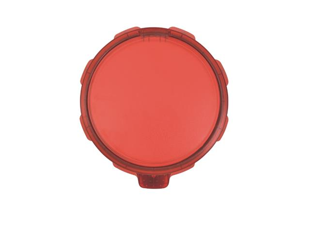 Lixeira Inox Tramontina Sofie Red com Pedal 5 Litros - 3