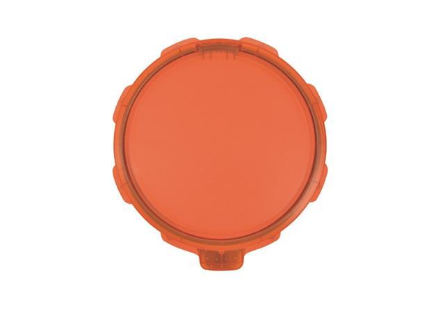 Lixeira Inox Tramontina Sofie Orange com Pedal 5 Litros - 3