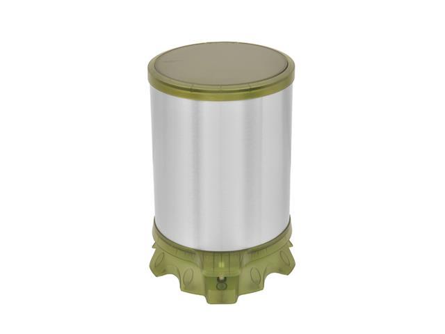 Lixeira Inox Tramontina Sofie Green com Pedal 5 Litros - 1