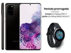 """Resgate no Lançamento 2 Samsung Galaxy S20+ Preto e GANHE + 1 TV 32"""" - 1"""