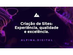Desenvolvimento de Site - Alpina Digital